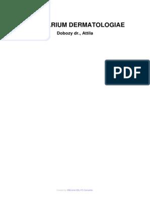 összefolyó és hálózatos papillomatosis kialakulásának kora
