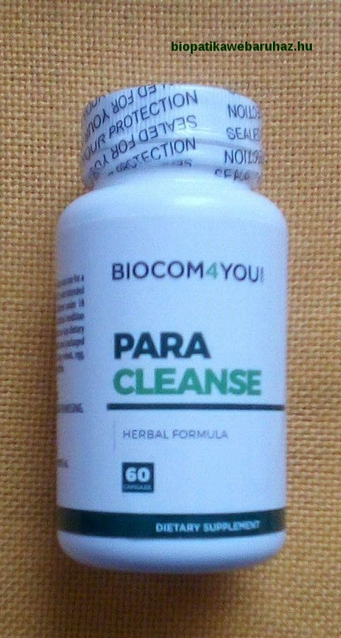 gömbférgek és paraziták tabletta
