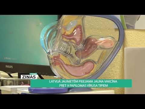 vakcina pret papillomas vírus)
