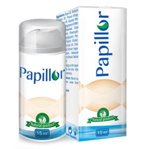papillomavírus kezelésére szolgáló krém