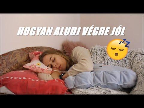 parazita alvás közben