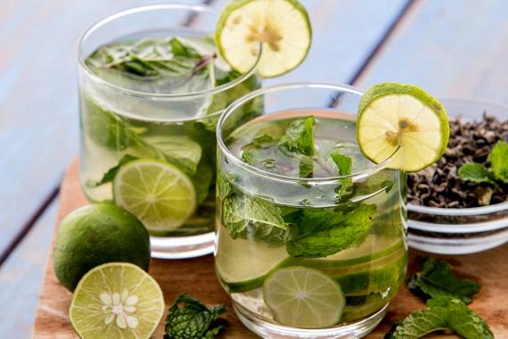 méregtelenítő víz receptje