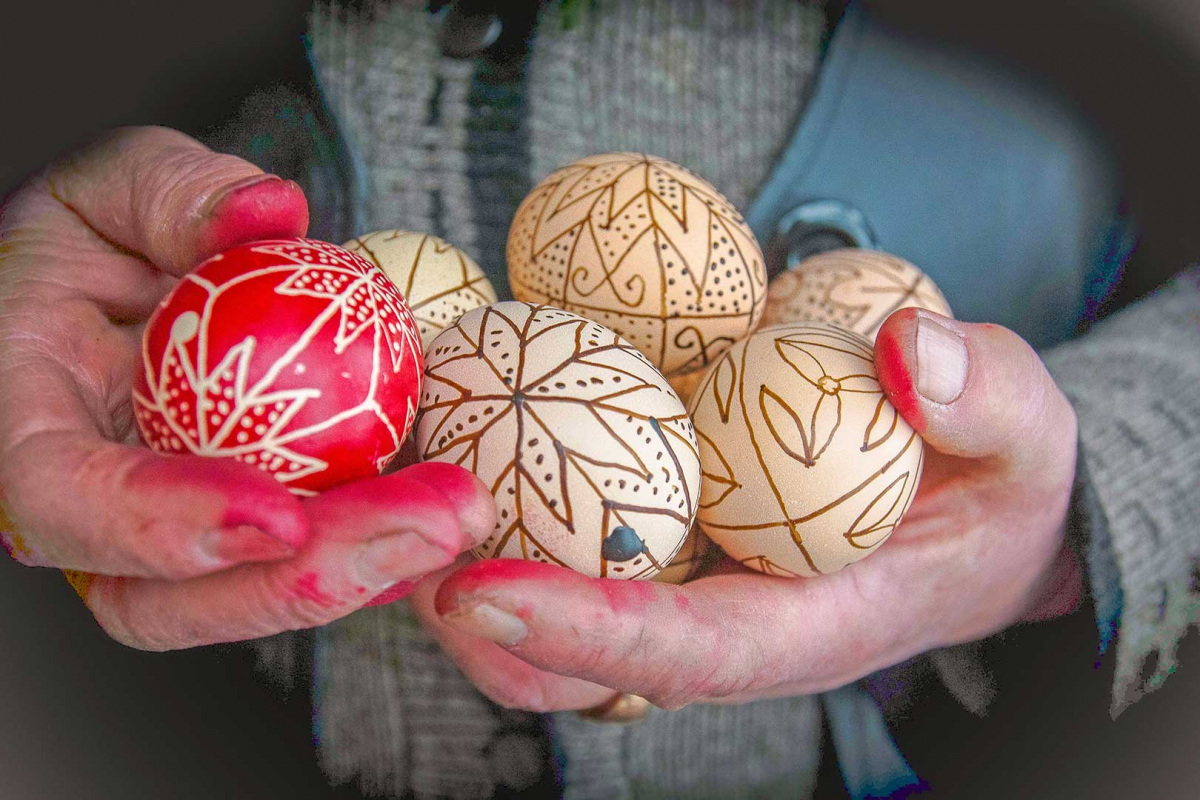 magányos tojások a tojások fagyasztására