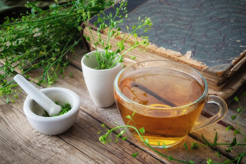 tea az erek tisztítására