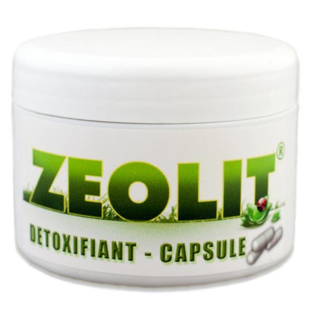 méregtelenítő zeolit 250 kapszula