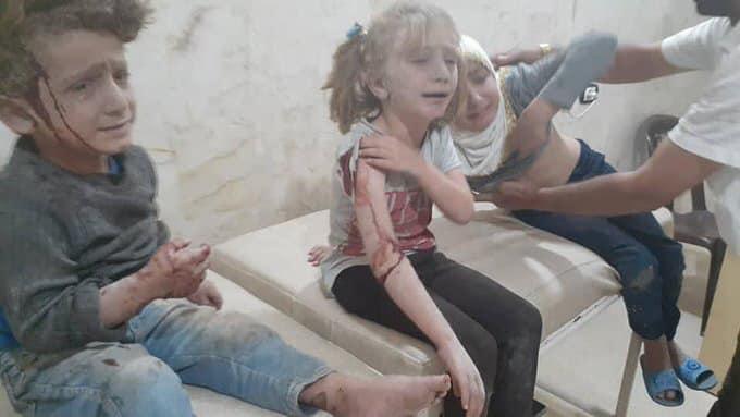 a háború érzése a gyerekekkel