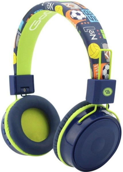 JBL JR BT vezeték nélküli gyerek fejhallgató, kék-narancs | ExtremeAudio prémium HiFi webshop
