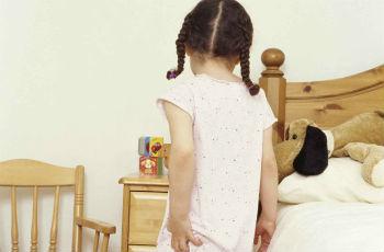 Gyermek 5 éves pinworm