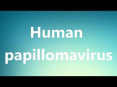 műtét papillomavírus homme)