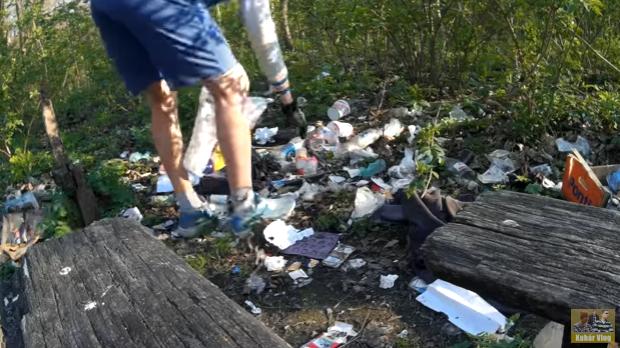 Hulladék a tengereinkben — Európai Környezetvédelmi Ügynökség