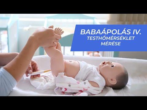 Bélférgek, bélférgesség, Férgek csecsemőknél tünetek