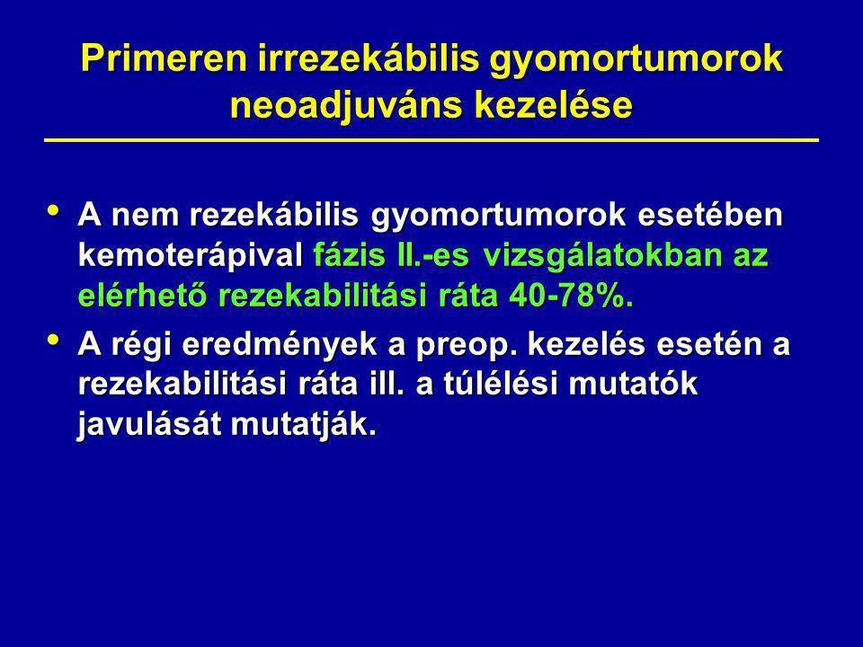 gyomorrák kezelése ppt)