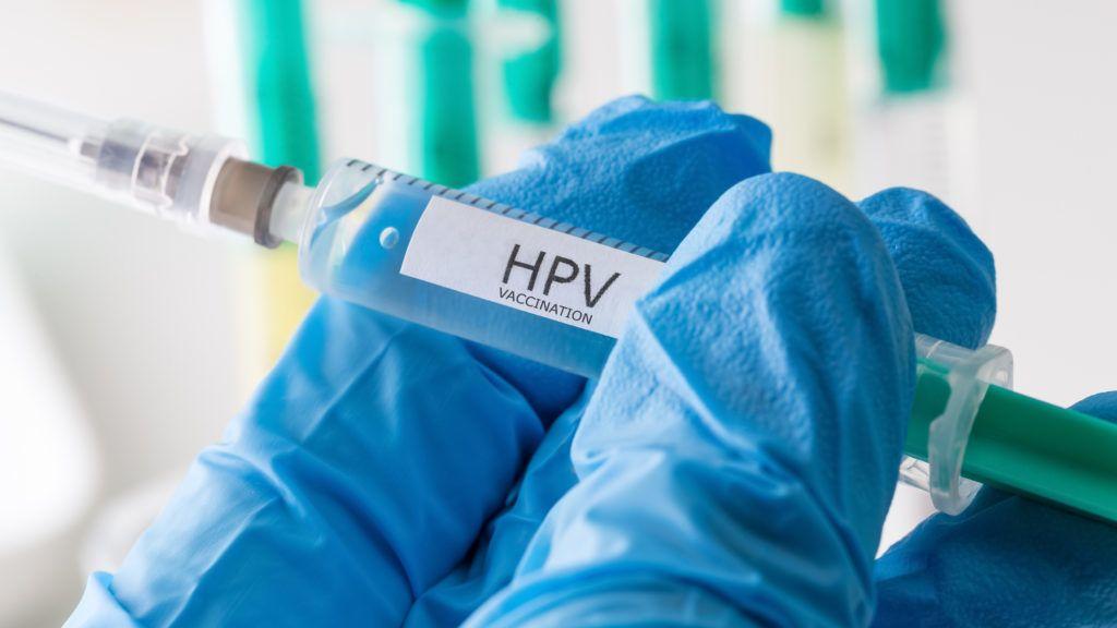 papillomavírus vakcina gyakorisága