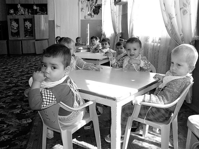 a szülők által elhagyott gyermekek