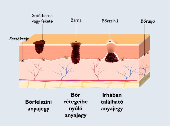 Bőrgyógyászati árlista