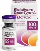 botulinum toxin injekció képződése)