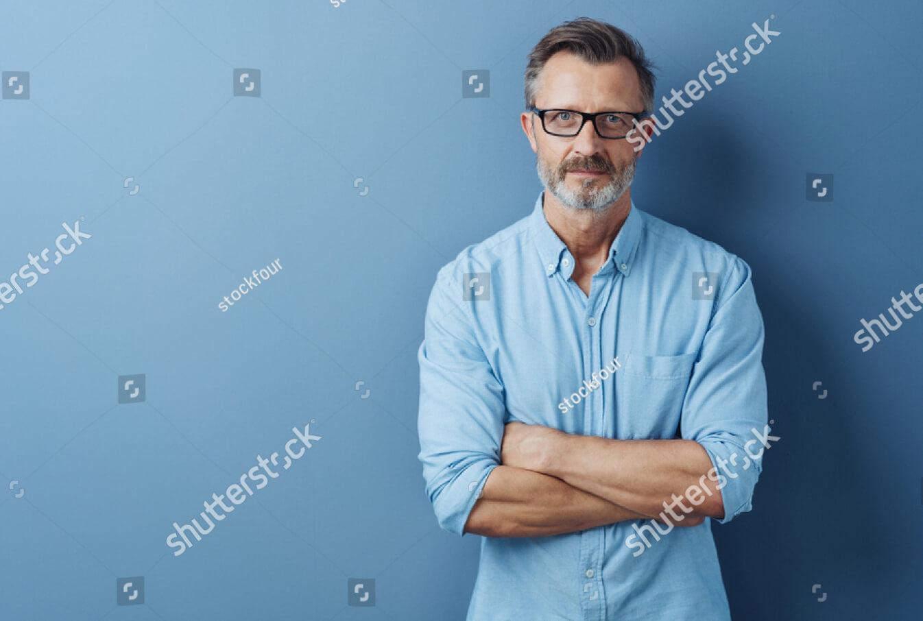 férfi vektor szemölcsök