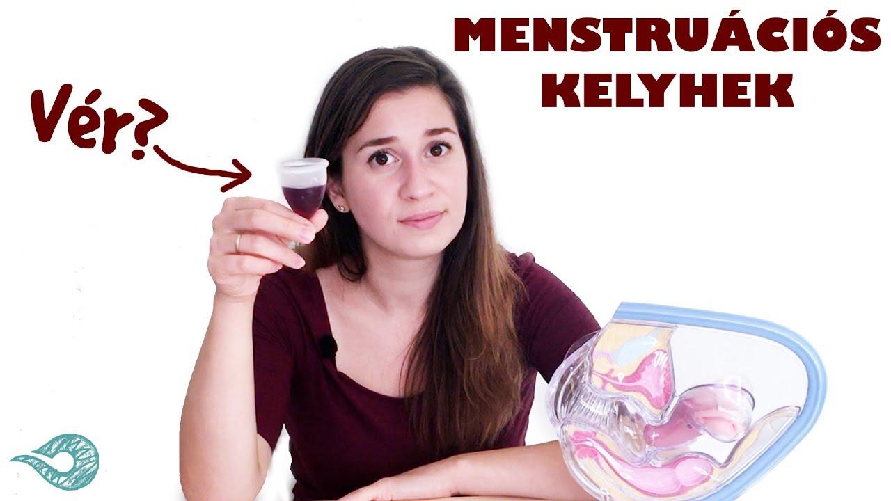 pinwormok és menstruáció