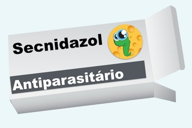 pinwormok és szeknidazol)